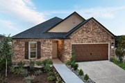 New Homes in Georgetown, TX - Plan 1675 Modeled