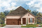 New Homes in Bastrop, TX - Plan E-1647