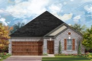 New Homes in Bastrop, TX - Plan A-2382