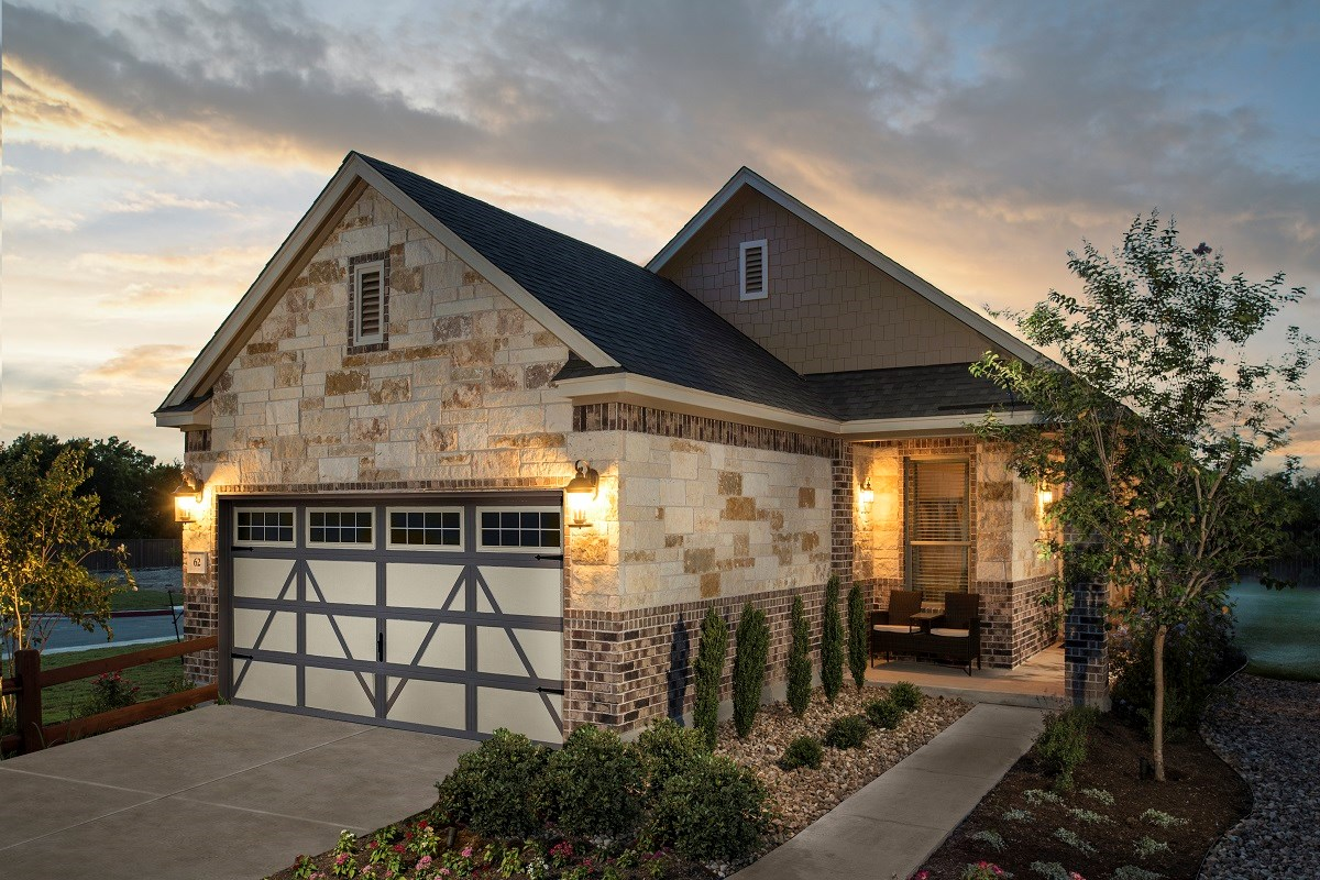 New Homes in Round Rock, TX - Pioneer Point Plan F-1585