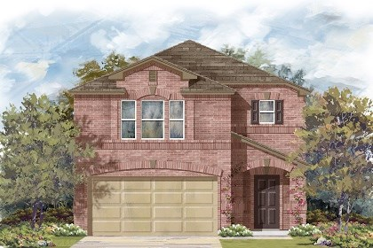 New Homes in Manor, TX - Plan F-1909 C