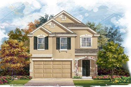 New Homes in Manor, TX - Plan F-1909 D