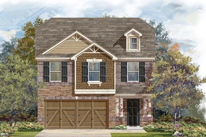 New Homes in Manor, TX - Plan F-1909 E