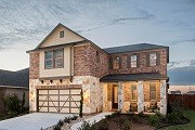 New Homes in Manor, TX - Plan A-2502