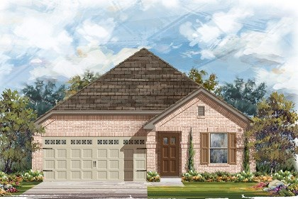 New Homes in Austin, TX - Plan E-1647 H