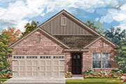 New Homes in Austin, TX - Plan E-1647