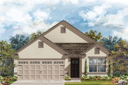 New Homes in Austin, TX - Plan E-1647 K