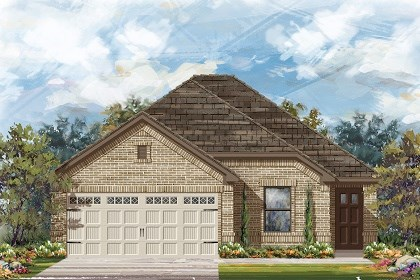 New Homes in Austin, TX - Plan E-1694 H