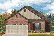 New Homes in Austin, TX - Plan E-1694