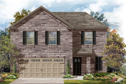 New Homes in Austin, TX - Plan E-1895 H