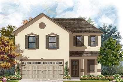 New Homes in Austin, TX - Plan E-1895 K