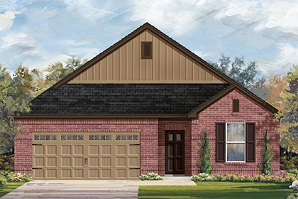 New Homes in Austin, TX - Plan A-1996 A