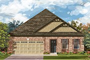 New Homes in Austin, TX - Plan A-2089