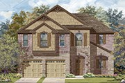 New Homes in Austin, TX - Plan A-2183