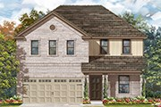 New Homes in Austin, TX - Plan E-2403