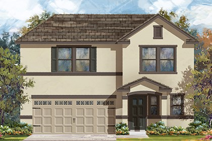 New Homes in Austin, TX - Plan E-2412 K