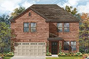 New Homes in Austin, TX - Plan E-2561