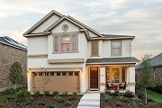 New Homes in Austin, TX - Plan E-2898 Modeled