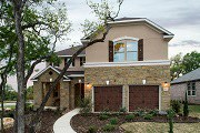 New Homes in San Marcos, TX - Plan A-2502 Modeled
