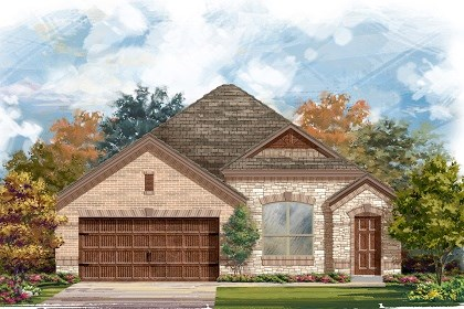New Homes in San Marcos, TX - Plan A-1582-C