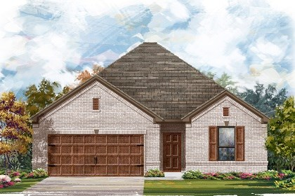 New Homes in San Marcos, TX - Plan A-1675-A