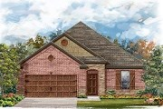 New Homes in San Marcos, TX - Plan A-1675