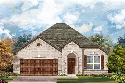 New Homes in San Marcos, TX - Plan A-1792-B
