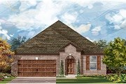 New Homes in San Marcos, TX - Plan A-2089