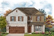 New Homes in San Marcos, TX - Plan A-2469
