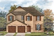 New Homes in San Marcos, TX - Plan A-2797
