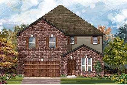 New Homes in San Marcos, TX - Plan A-3475 A