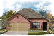 New Homes in Elgin, TX - Plan E-1246