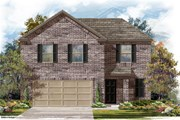 New Homes in Elgin, TX - Plan E-1895