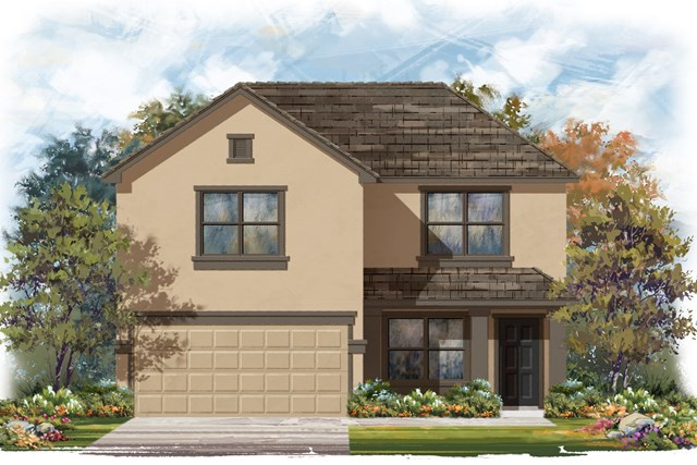 New Homes in Elgin, TX - Plan E-2177 E