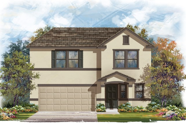 New Homes in Elgin, TX - Plan E-2412 E