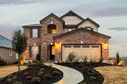 New Homes in Round Rock, TX - Plan A-2797 MODELED