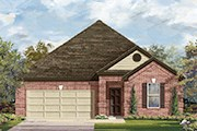 New Homes in Round Rock, TX - Plan A-1852