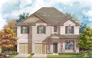 New Homes in Round Rock, TX - Plan A-3125
