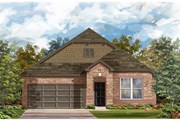 New Homes in Round Rock, TX - Plan A-1491