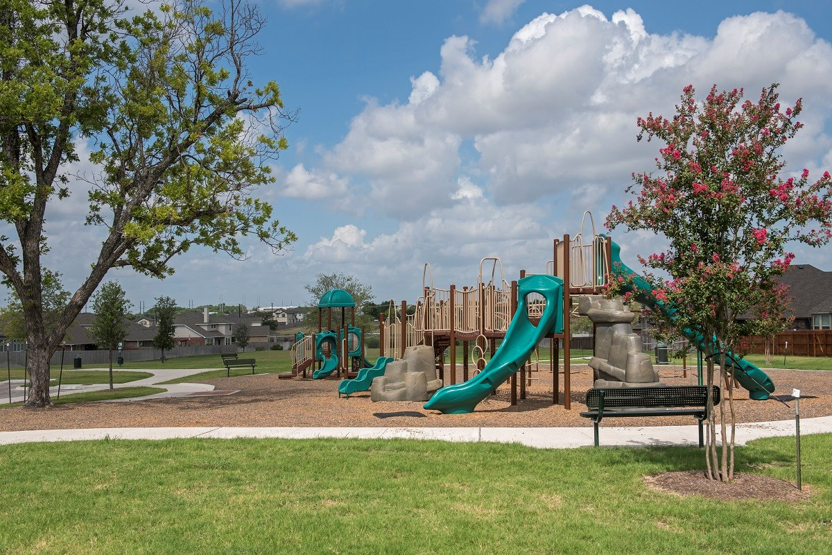 New Homes in Round Rock, TX - Siena Community Park