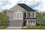 New Homes in Jarrell, TX - Plan 2898