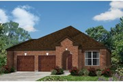New Homes in Kyle, TX - Plan A-2089