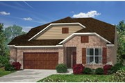 New Homes in Kyle, TX - Plan A-2655