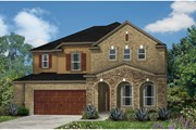 New Homes in Kyle, TX - Plan A-2881