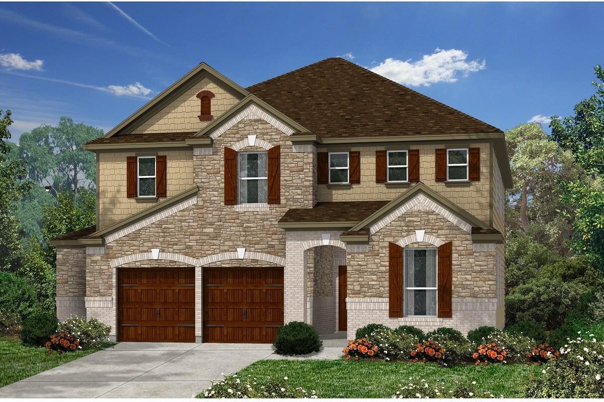 New Homes in Kyle, TX - Stagecoach Crossing