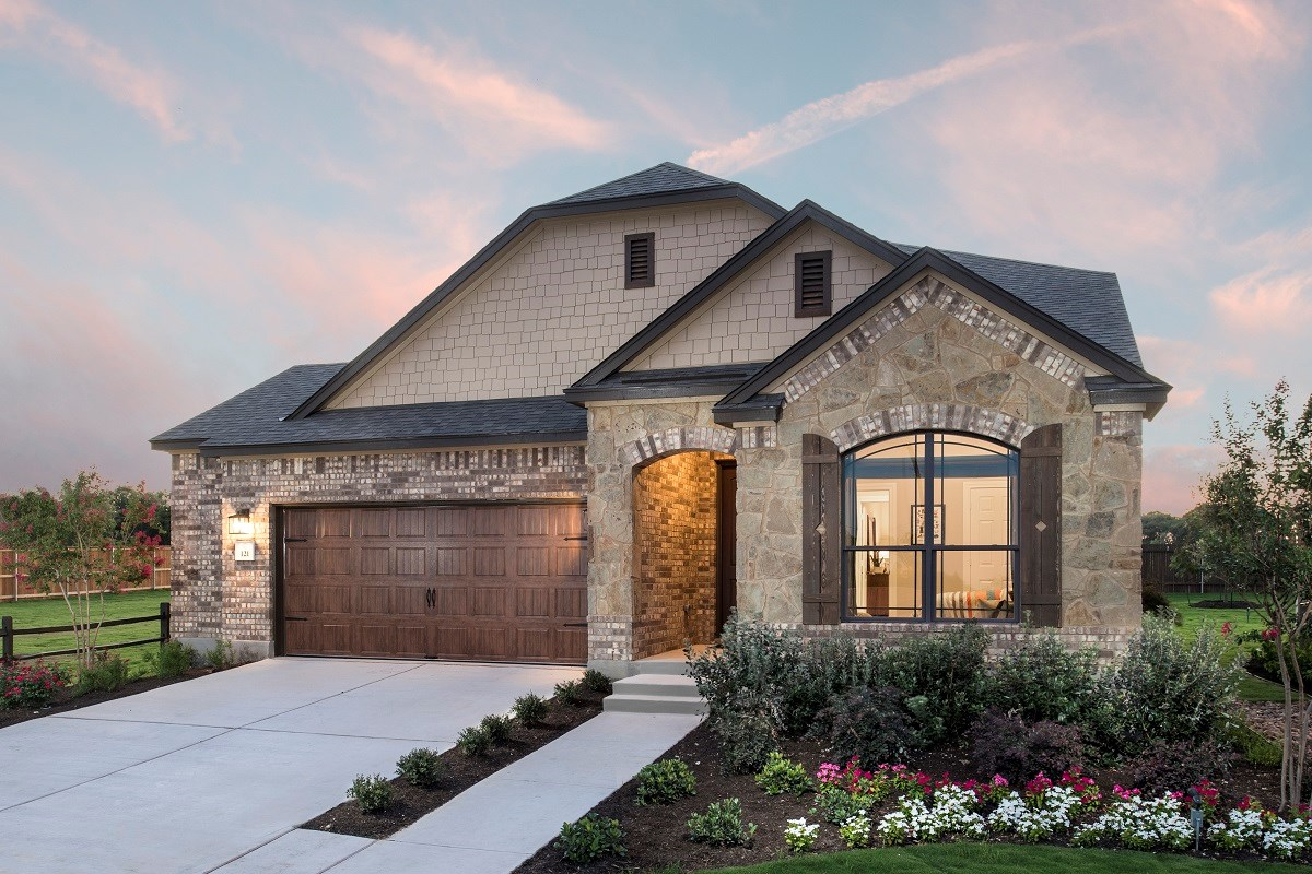 Groovy New Homes For Sale In Austin Tx By Kb Home Complete Home Design Collection Barbaintelli Responsecom
