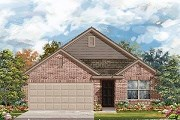 New Homes in Del Valle, TX - Plan E-1647
