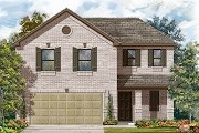 New Homes in Del Valle, TX - Plan E-1895
