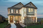 New Homes in Del Valle, TX - Plan E-2177 Modeled