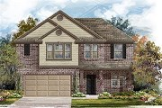 New Homes in Taylor, TX - Plan A-2183